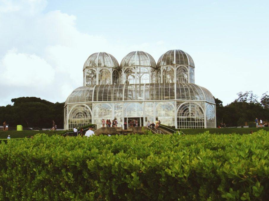 jardim botanico curitiba smart city