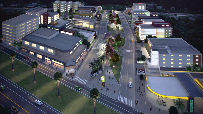 Empreendimentos Urbanos Planejados